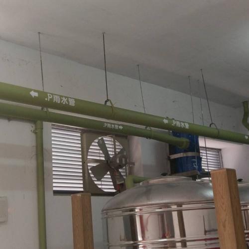 高中使用 - 6吋離⼼式雨水回收過濾器