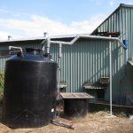 廠房使用-4吋離⼼式雨水回收過濾器