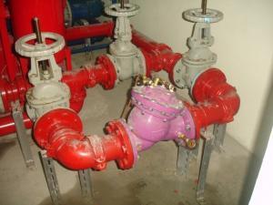 中繼泵浦調壓閥-消防系統