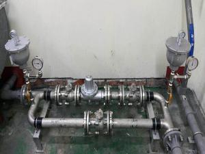 減壓閥+水錘吸收器