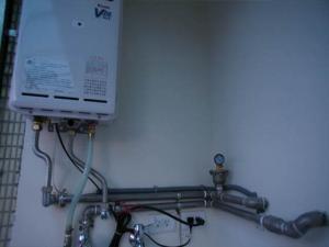 水錘吸收器用在熱水器