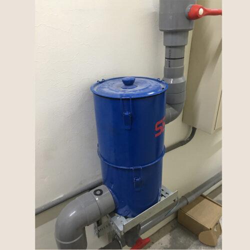 社區使用 - 4吋離⼼式雨水回收過濾器