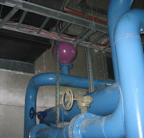 脈衝(水錘)吸收器