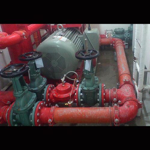 消防中繼調壓閥-1