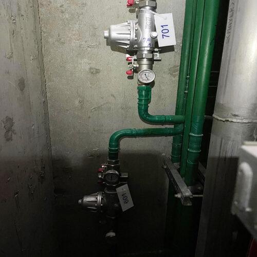大流量戶用減壓閥-直通-SUS