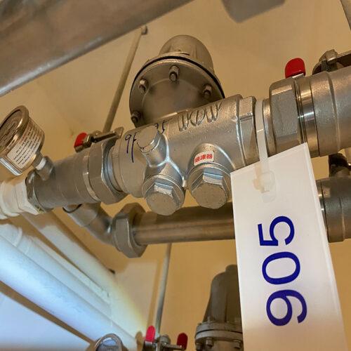 大流量戶用減壓閥-旁通-SUS